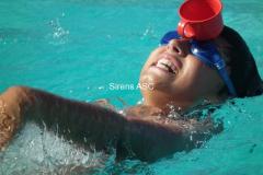 swimming school fun games 14.08.10