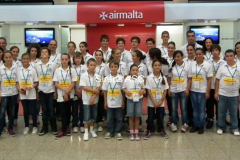 2012 - Greece Experience (Day 1)