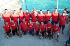 2012 - Youths Waterpolo