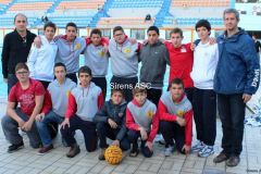 2013 - Youths Waterpolo