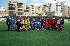 2014 - Soccer Social Event
