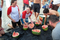 2014 - Watermelon eating competition