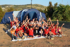 2012 Camping Experience