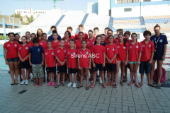 2012 - National Swimming Championships a