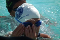 Swimming Training 18.08.11
