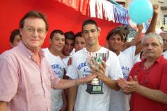 U19 + U16 2010 celebrations